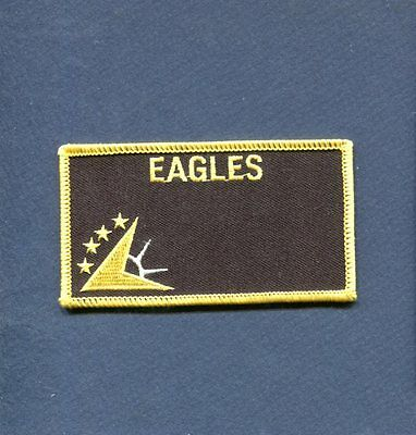 VFA-115 EAGLES F-18 HORNET Name Tag US NAVY Fighter Squadron Patch