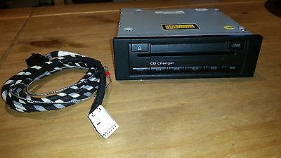 Audi A3 /A4 6 disc cd changer and lead