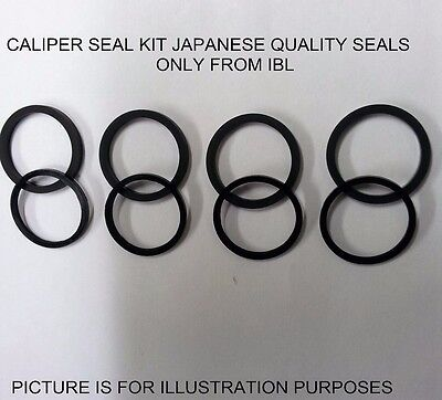 FRONT CALIPER SEAL KIT FOR Yamaha YZF-R6 600 H 5EB5 2000