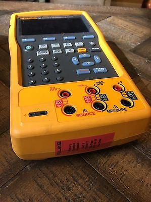 FLUKE 754 / Documenting Process Calibrador With Full Acc Test