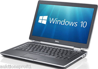 NOTEBOOK DELL LATITUDE E6430 INTEL CORE i5-3340M 2x 2.7GHz 8GB 320GB HDD Win10