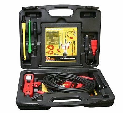 Power Probe Power Probe III Circuit Tester Kit with Lead Set Red PP3LS01 New