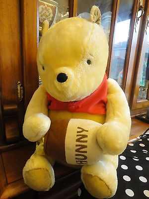Winnie The Pooh Disney Golden Bear Products Ltd. 17 Inches