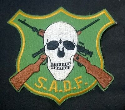 SADF Sniper Tracksuit Patch Large - South African Defence Force