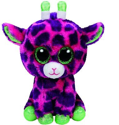 Gilbert Giraffe - Ty Beanie Boos 6 inch - TY Boo Plush Teddy - New Soft Toy