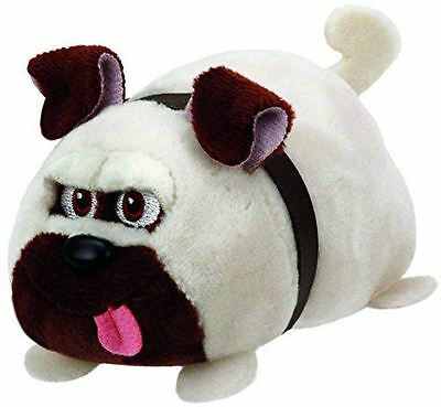 Secret Life of Pets Mel Licensed Teeny Ty-6cm Plush Teddy-New Toys