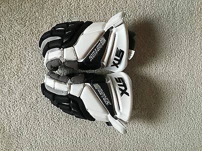 BN STX Stallion HD Lacrosse Gloves