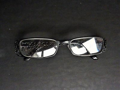 Bumble Ladies Glasses Frame Urban Style Pretty Patterned Wide Tapered Cut