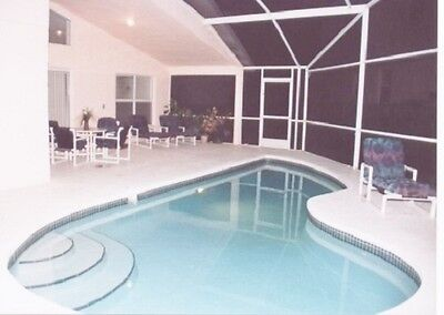 Florida Villa with Solar Heated Pool on Top Golf Course with FREE WiFi & SAT NAV