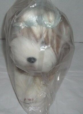 SHIH-TZU Dog Animal Alley Purebred Collection Plush 2000 With Tags