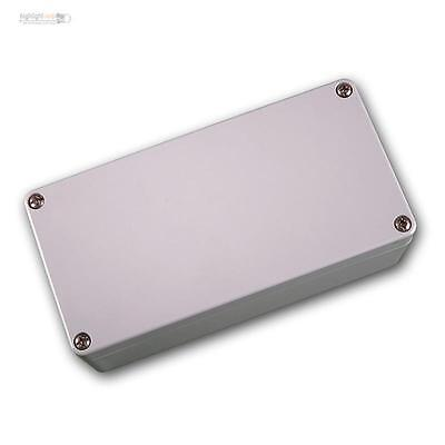 universal Casing made from plastic IP65 160x80x55mm, Surface mount grau