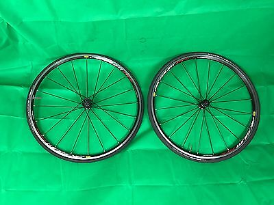 Mavic Aksium wheels (USED) in very good condition