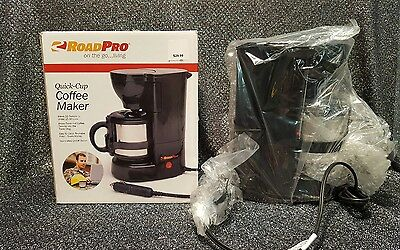 New Road Pro Rpsc-784 12V Quick Cup Coffee Maker