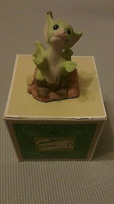 Pocket dragon 'Clean hands'. Boxed Condition Rare Collectable.