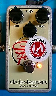 Modify Your Electro-Harmonix Soul Food Overdrive Guitar Effects Pedal