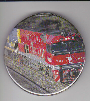 GHAN NR109 57mm BUTTOM FRIDGE MAGNET