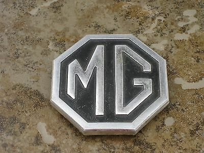 "Mg Mgb -- Trunk Lid ""mg"" Emblem"
