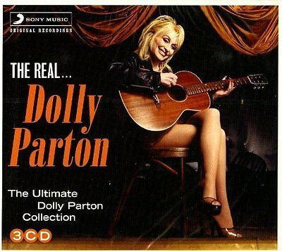 Parton, Dolly - The Ultimate Dolly Parton Collection/Best Of, 3CD 55 Tracks Neu
