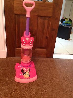 Disney Store Minnie Mouse Vacuum Cleaner