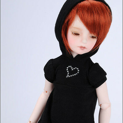 "13/"" 35cm bjd clothes Narsha SIZE Dollmore Black PDN Dollmore T"