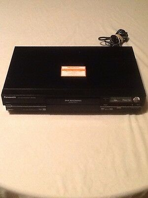 Panasonic DMR-E55P DVD Recording DVD-RAM/ DVD-R Video Recorder