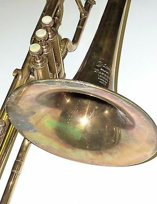 Antique Besson London Embassy trombone Good working order