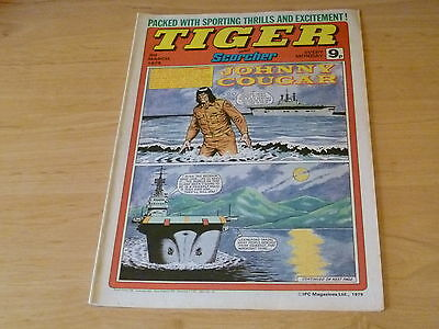 Tiger and Scorcher Comic ,  3rd March 1979