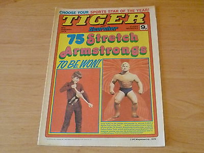 Tiger and Scorcher Comic ,  6th Jan 1979
