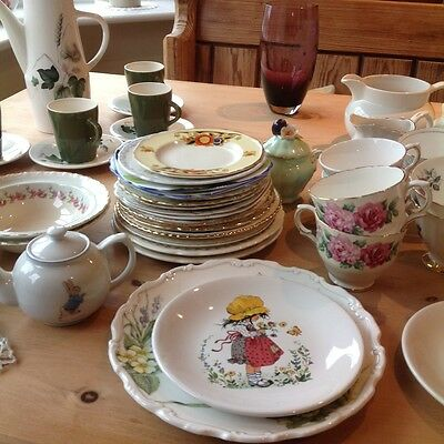 vintage china and collectibles