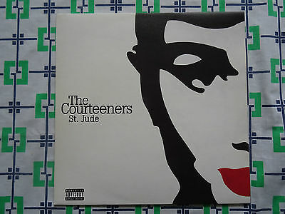 THE COURTEENERS ST JUDE 2008 rare vinyl Lp album record Polydor 1767024 Nr MINT