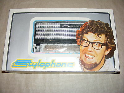 Vintage 1970's  Rolf Harris Stylophone With Record