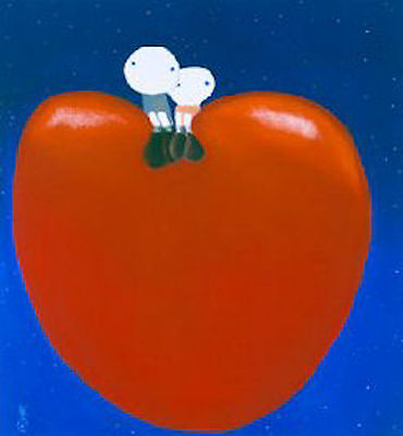 In Love by Mackenzie Thorpe. Signed & Numbered. New with COA