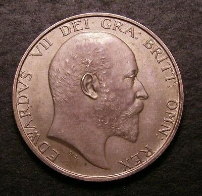 1902 Edward VII Matt Proof Shilling CGS Slabbed coin