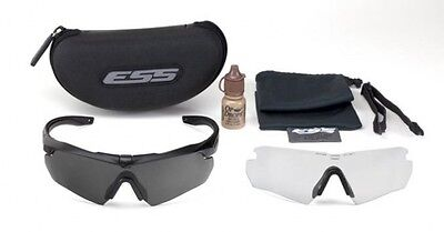 Military Ess Crossbow Unit Issue Apel Shooters Glasses Ballistic Protection