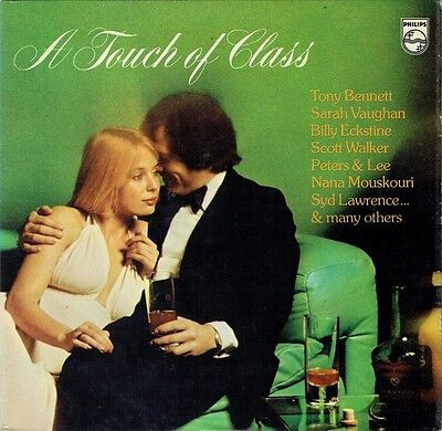 Various-A Touch Of Class 2LP-PHILIPS, 6612 040, DBL 12 Track