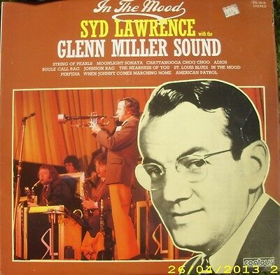 Syd Lawrence Orchestra, The-In The Mood LP-CONTOUR, CN2015, 1969, 12 Track