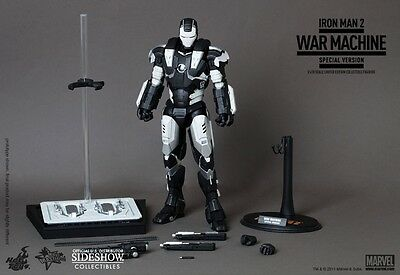 War Machine (Special Version) Sixth Scale Figure by Hot Toys NIB