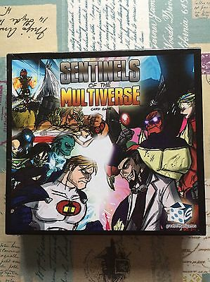 Sentinels Of The Multiverse Card Game (Part Sealed Contents)