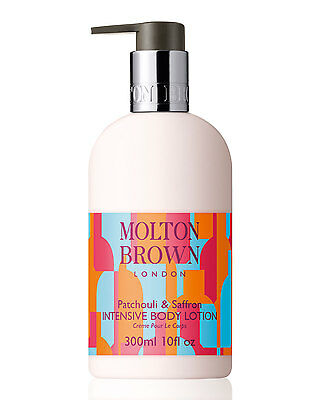 Molton Brown Patchouli & Saffron Body Lotion 300ml - NEW