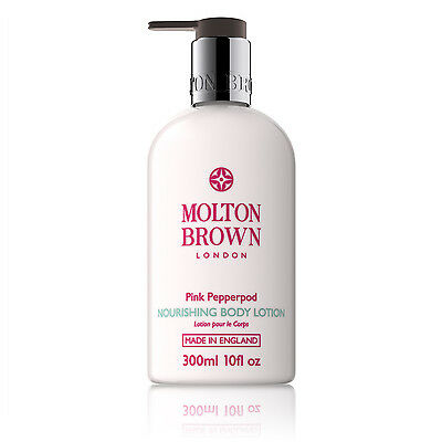 Molton Brown Pink Pepperpod Nourishing Body Lotion 300ml - NEW - RRP £25.00