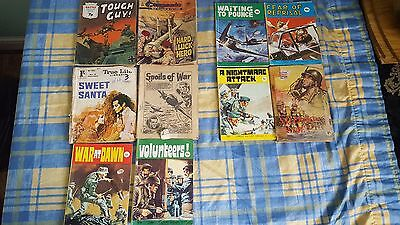 War Picture Library Comics x34 Job Lot