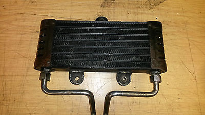 kawasaki 750 zephyr oil cooler with lines   (3)
