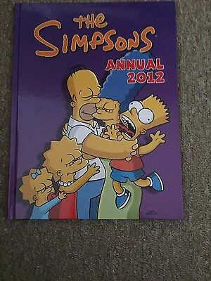 The Simpsons 2012 Annual