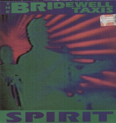 """Bridewell Taxis-Spirit 12""""-STOLEN, BLAG5T, Picture Sleeve 2 Mix"""