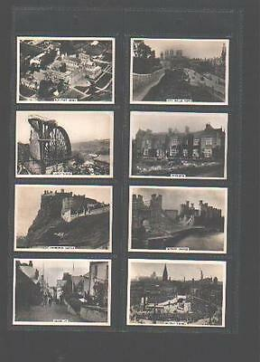 cigarette cards sights of britain 1st series 1936 full set