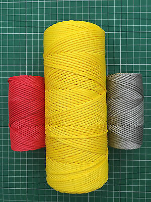 2m of Samson 1.75mm Zing-it! or Lash-it!. Splicing Service Available.