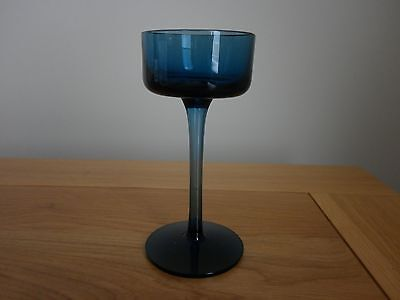 Wedgwood Blue 'Brancaster' Candle Holder by Stennet Wilson