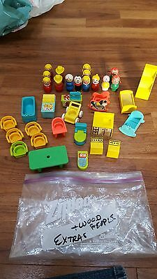 fisher price little people extra pieces