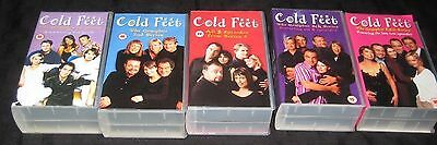 Cold Feet Vhs (Five Series)