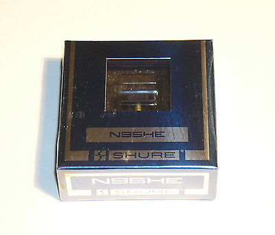 Genuine SHURE M95HE Nadel / Stylus / needle! NOS! NEW! Neu! Hard to find!